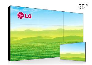 LG拼接屏55寸1.8mm液晶单元整机