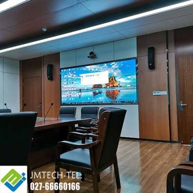 武汉二轻工业学校小间距LED显示屏