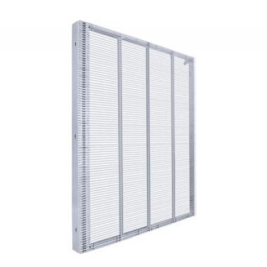 湖北LED橱窗透明屏
