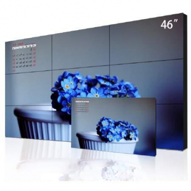 武汉三星46寸3.5mm液晶拼接屏