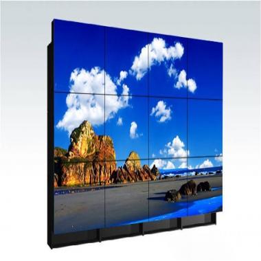 武汉巨幕55寸3.5mm液晶拼接屏