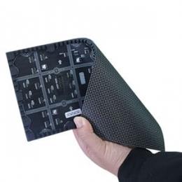 武汉巨幕创意异型柔性软模组LED显示屏