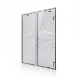 幕墙系列LED透明屏地产楼盘专用