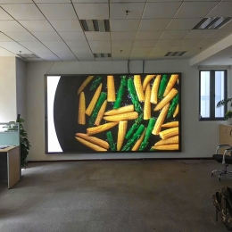 室内P2全彩LED屏案例