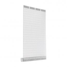 玻璃幕墙贴膜屏冰屏透明LED屏