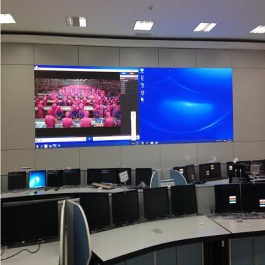 某企业生产监控系统