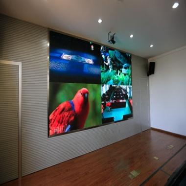 会议厅视频会议监控系统