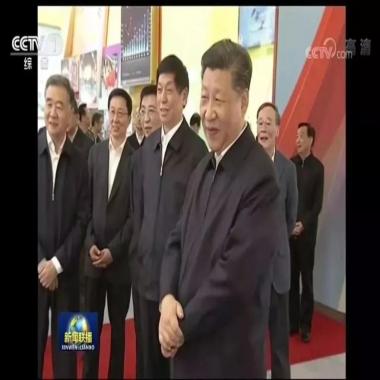 武汉洲明显示屏闪耀国家博物馆,见证改革开放40周年伟大变革