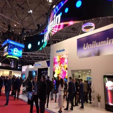 洲明量产Mini-LED0.9全球首发并荣获ISE 2019最佳展品奖