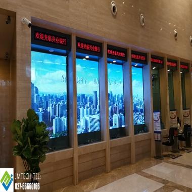 武汉透明LED显示屏的产品优势和发展困惑