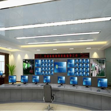 湖北安防监控LED显示屏应用方案