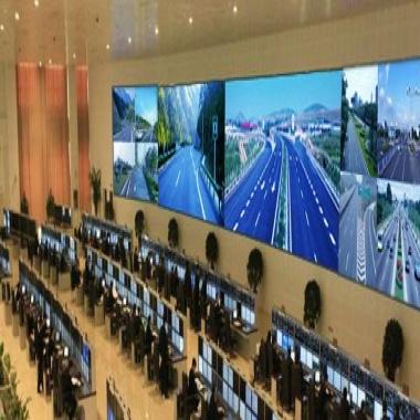 武汉指挥调度LED显示屏应用方案