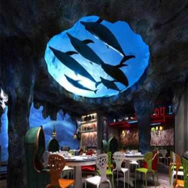 2020年打造最受欢迎的全息投影餐厅风格