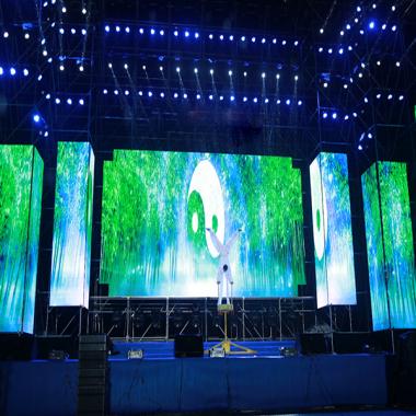 舞台LED显示屏选购注意事项 |武汉巨幕光显