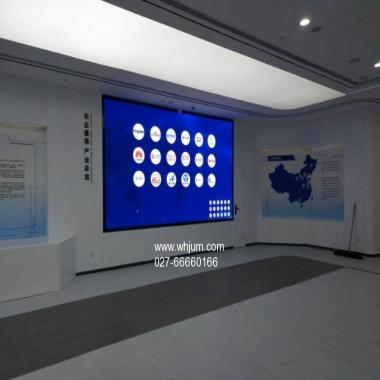 武汉巨幕光显室内1.875小间距LED显示屏