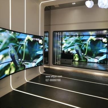 室内小间距LED显示屏案例