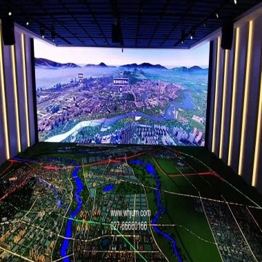 超大展示厅显示屏应用