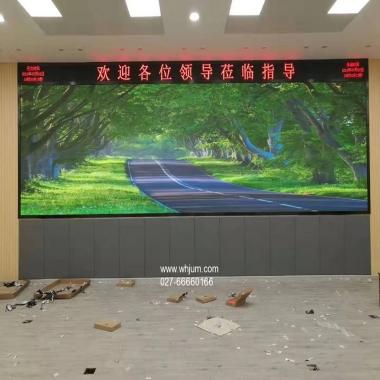 武汉一体化监控LED显示屏