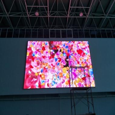 体育场馆LED大屏显示方案展示案例