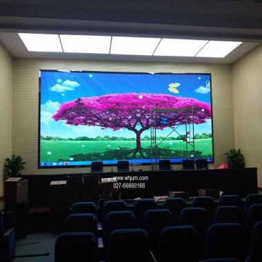 远程视频会议智能LED显示屏展示