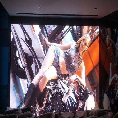 室内P1.875小间距LED显示屏