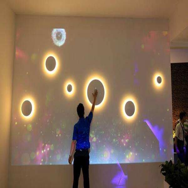 地面互动,墙面互动,互动投影