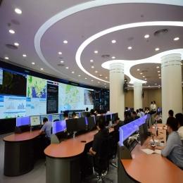 智慧城市led大屏幕应用解决方案