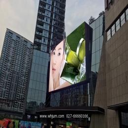 武汉广告屏LED显示屏P6.67共阴铝屏代理商