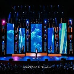 巨幕光显舞台LED租赁显示屏有什么特点
