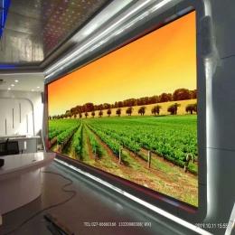 电视台舞台用P1.56小间距高清LED屏