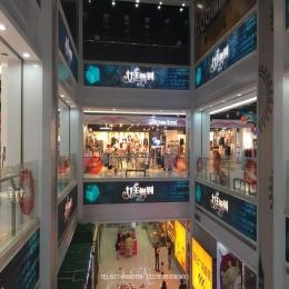 商场大堂环形LED全彩显示屏P2.5