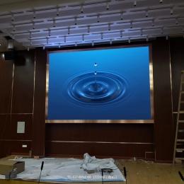 企业接街中心开会用LED全彩P3显示屏