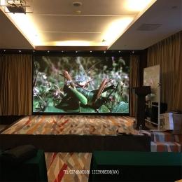 酒店开会用LED显示屏全彩点间距2.5mm/P2.5/Q2.5E/Q2.5pro