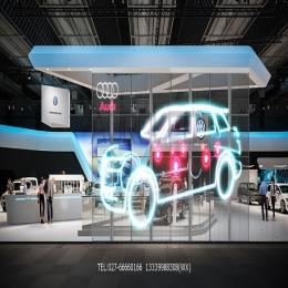 为什么LED透明屏在武汉车展领域越来越受欢迎?