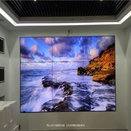 55寸LCD液晶屏3*3拼接含处理器