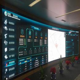 LED小间距显示屏在武汉指挥调度市场中的发展分析