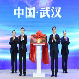 武汉产业创新发展研究院成立 王忠林为武创院揭牌