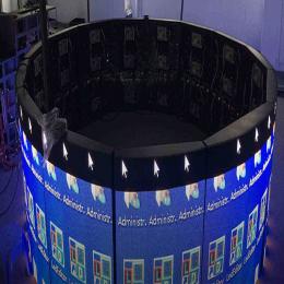 未来LED柔性显示屏将在武汉市场蓄势待发