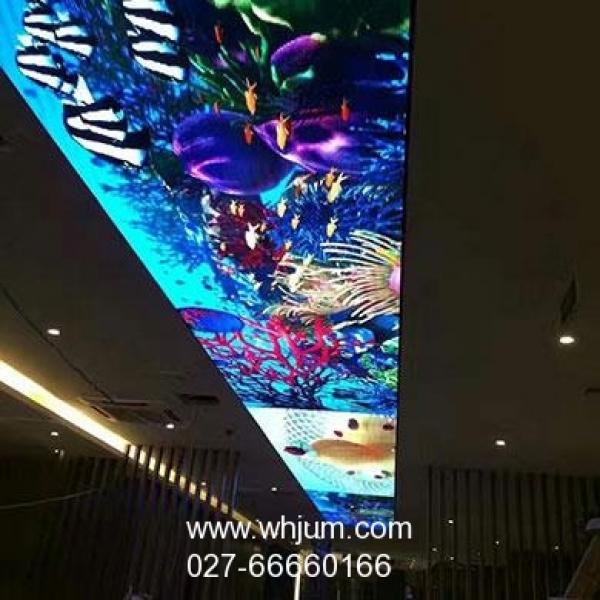 武汉不能低报价取胜LED大屏幕工程安装预防事项